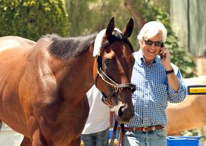 Baffert to Get Special Recognition Award at ThoroFan Awards Brunch